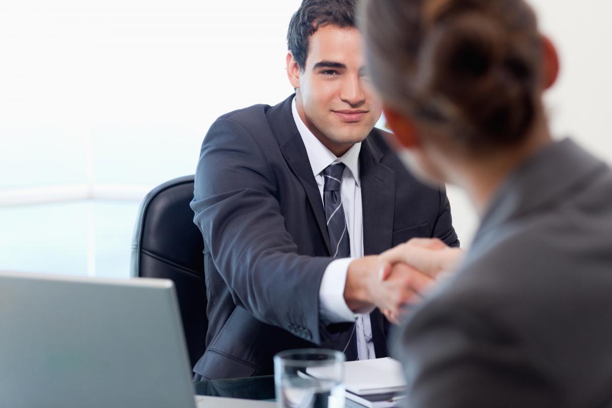 Choisir de faire une bonne impression lors de l entretien - Entretien d embauche cabinet d avocat ...