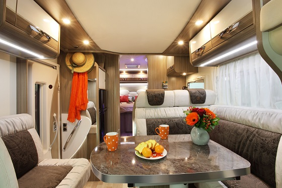 decoration interieur camping car