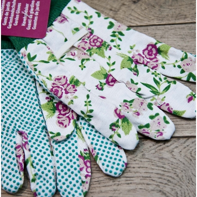 gants de jardinage femme