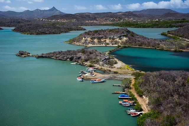 Caraîbes - île