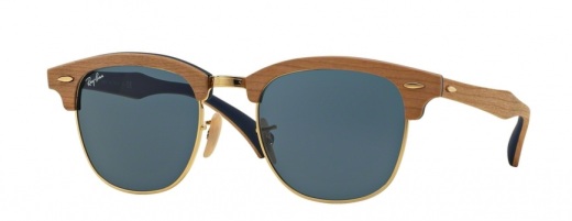 Ray_Ban_RB3016M_1180R5_Cherry_Rubber_Blue_crystal_Grey