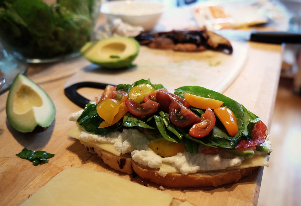 sandwich apéritif