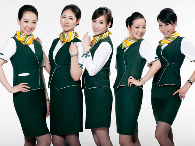 air-journal_Spring-Airlines-uniforme