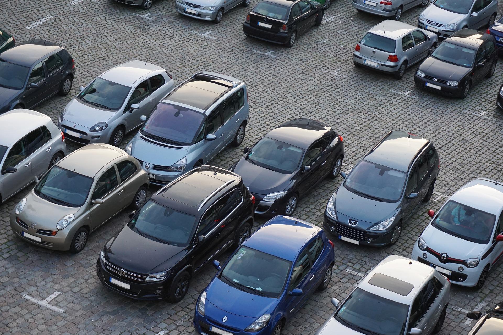 parking auto