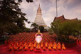 séjour sur le territoire thaïlandais