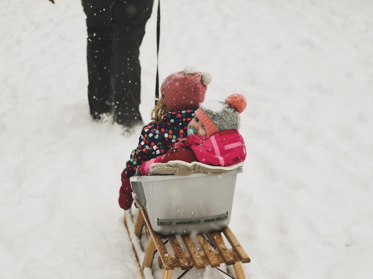 comment habiller bebe en hiver