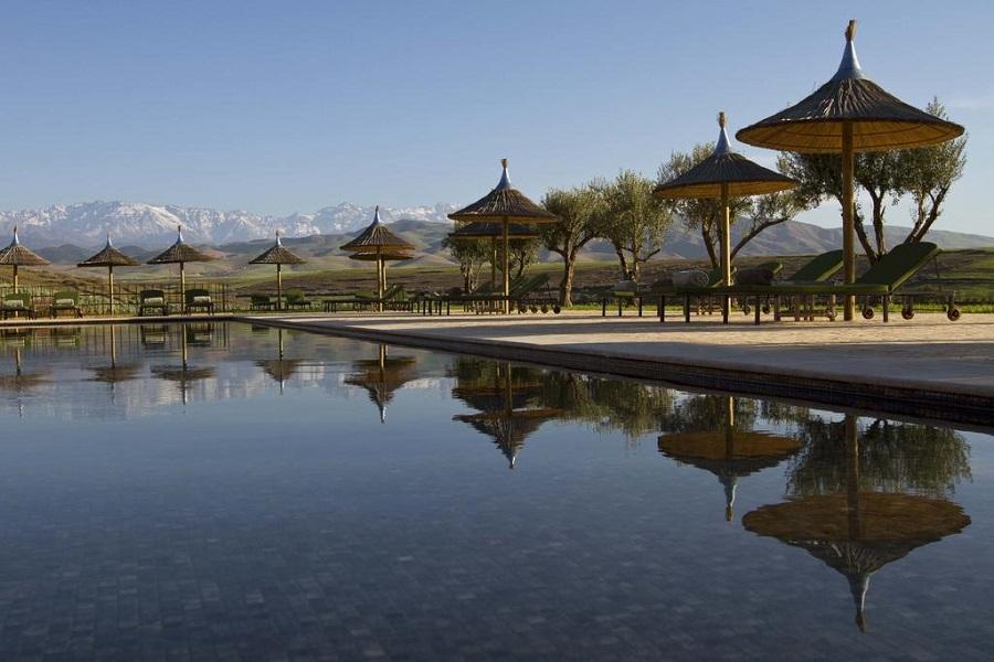 7. 5 bonnes raisons de réserver son hôtel aux environs de Marrakech