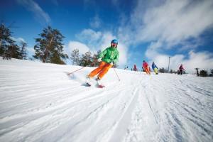 Ski en Finlande