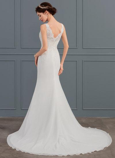 robe marié sirene