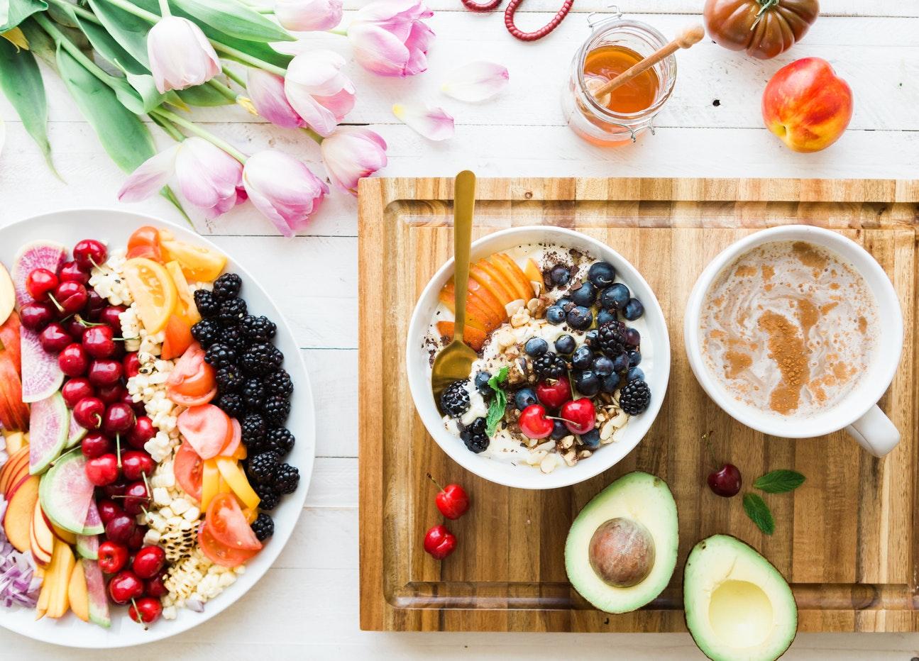 comment répartir ses repas au cours d'une journée