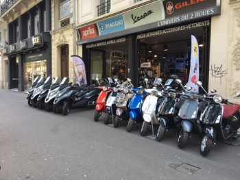 concessionnaire scooter